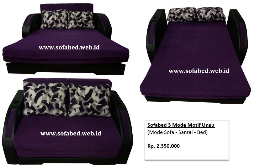 sofabed ungu