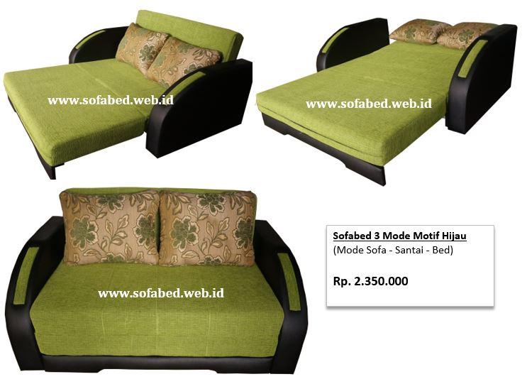 sofabed-hijau